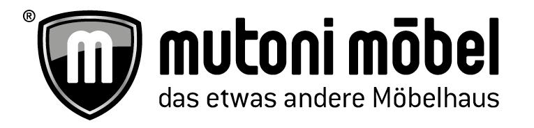 Mutoni Möbel Logo